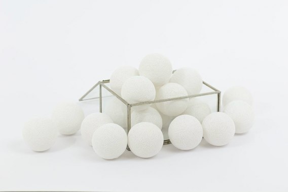 Cotton Balls All White 50L