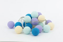 Cotton Balls Lawendove 50L