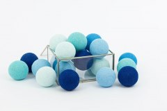 Cotton Balls Blue 10L