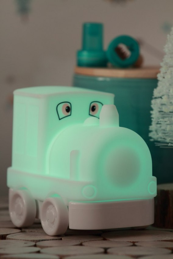 Kids Lamp LED PUFI train