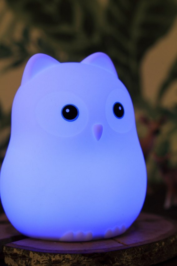 Lampka LED PUFI tweety