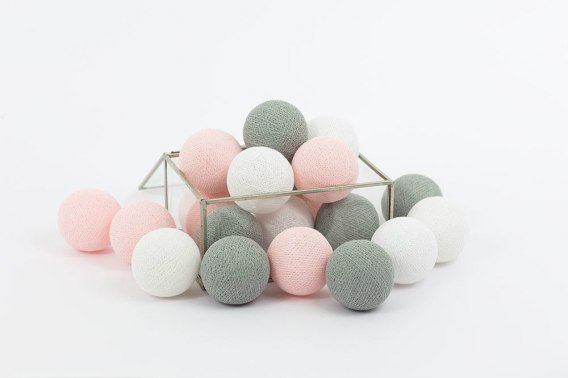 Cotton Balls Soft Powder 35L