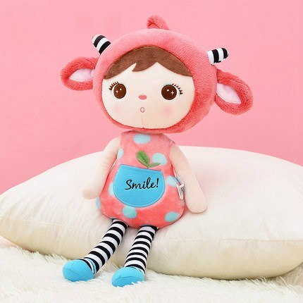 Metoo doll Smile strawberry 50 cm