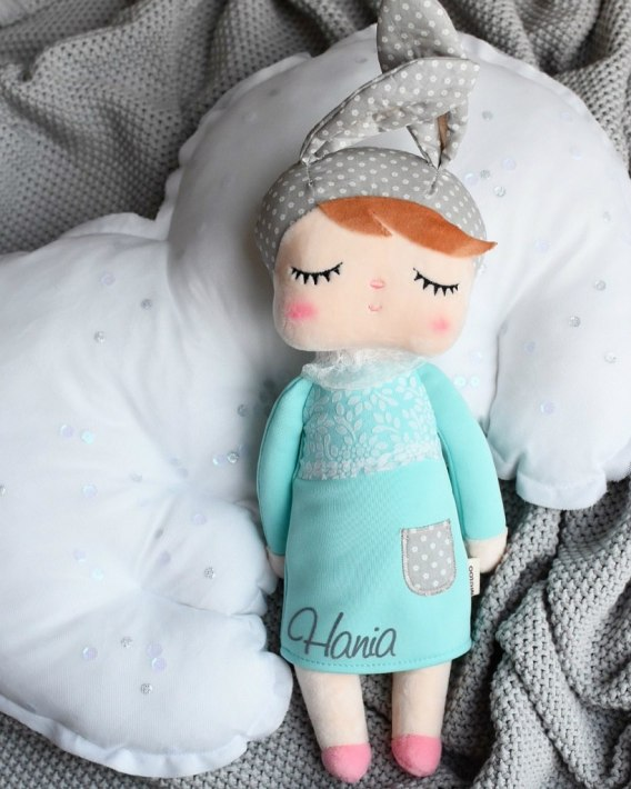 Metoo doll mint dress