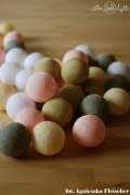 Cotton Balls Pastels By Pretty Pleasure 20L